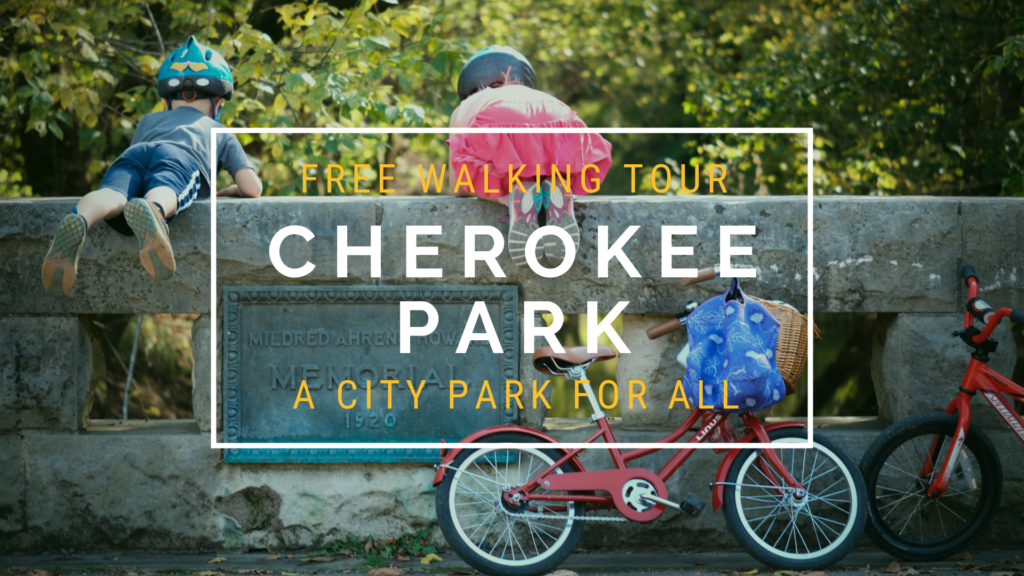 Free Walking Tour in Cherokee Park: A City Park for All